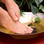 Gesunde Füße ohne Nagelpilz