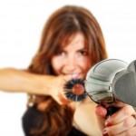 Föhn gegen Nagelpilz – vorbeugend